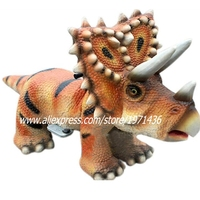 Amusement Park Equipment Battery Operated Dinosaur Animal Kiddie Rides Toys