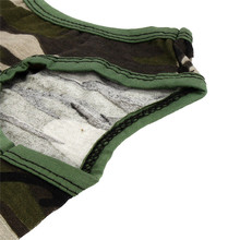 Army Camouflage Cotton Jersey Clothes