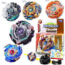 1pc Beyblade Metal Funsion 4D Fighting Gyro B79 B86 B92 Spinning Top With Launcher Original box  Classic Toys Gift For Kids