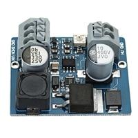 новые напряжение постоянного тока 12 в 24 в до 85-235 в питание повышение модуль для газоразрядных трубки свечение трубки волшебный глаз