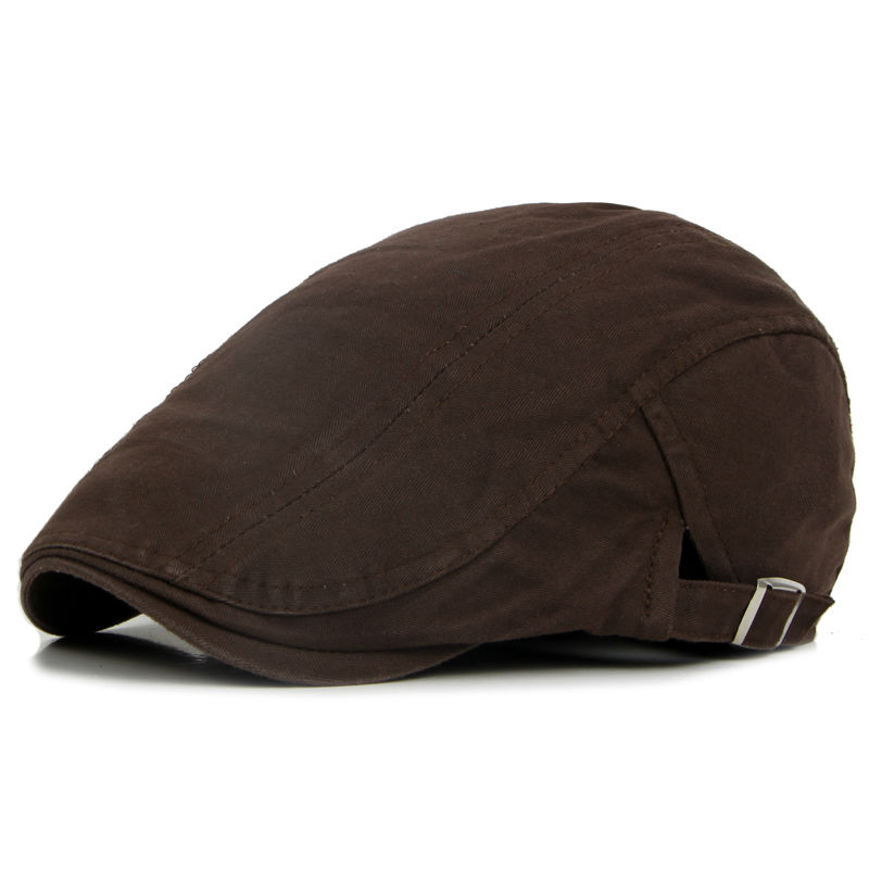 Verstelbare baret caps lente zomer buiten zon ademend been rand - Kledingaccessoires - Foto 5