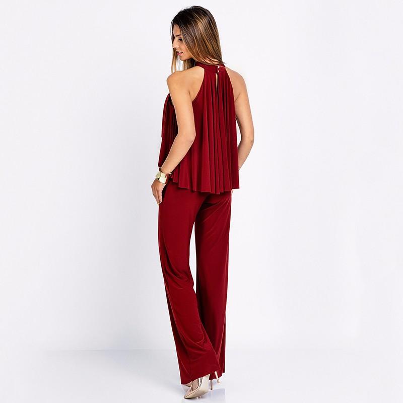 red Jumpsuit 2