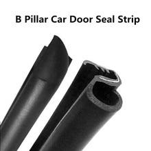 2×80 см B столб форма автомобиля уплотнитель для дверей звукоизоляция для автомобиля 3 м уплотнение двери автомобильный резиновый уплотнитель