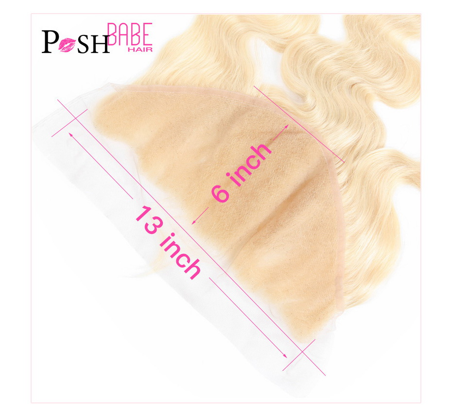 613 Blonde Lace Frontal Closure (16)