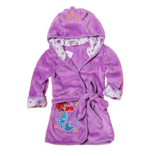 Character Hooded Bathrobe