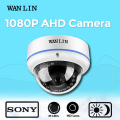 WAN LIN 2.0MP Metal Dome Vandalproof SONY IMX323 1080P Indoor AHD Camera CCTV Security Video Surveillance Camera