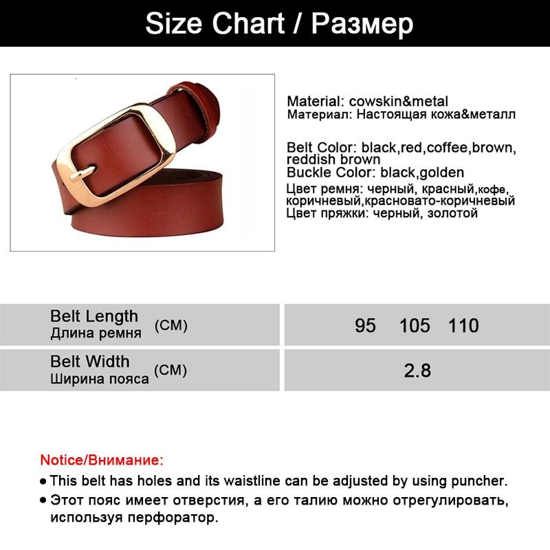 Aliexpress  Buy New Luxury Jeans Belts for Women Famous Brand