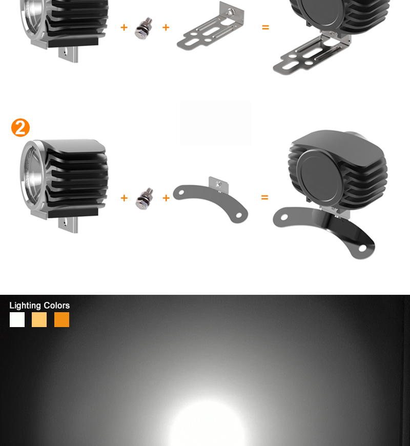 motorcycle headlight spot light (10)