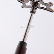 Retractable billiard bridge Stick for Billiards Pool cue & Snooker Games Screw on it  snooker accessories Billiard rod accessory
