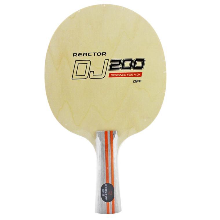Lame de Tennis de Table pour raquette de ping-pong, nouveau réacteur DJ200 DJ200A, professionnel en bois