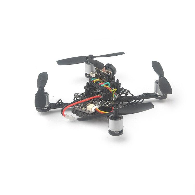 Happymodel Trainer90 0706 1S فرش FPV Quadcopter PNP كيت w/Frsky DSM 2/X استقبال الانصهار X3 الطيران التحكم 600tvl كاميرا-في قطع غيار وملحقات من الألعاب والهوايات على  مجموعة 3