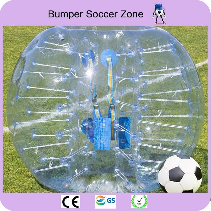 משלוח חינם 0.8mm 100% TPU 1.5m Zorb Ball מתנפחים - בידור וספורט בחוץ