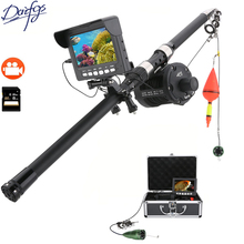 Underwater Fishing Video Digicam Package Aluminum alloy 6W IR LED Lights with 4.3″ Inch HD DVR Recorder Coloration Monitor Fish finder
