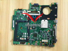 New Motherboard For asus X50Z F5Z Notebook system Board F5Z Rev 2.0 Tested with Warranty 3 months
