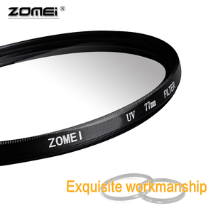 Image 3 - Zomei Camera Filter UV Filter Lens Protector Protecting Ultra Violet Filter For DSLR Camera 37/40.5/49/52/55/58/62/67/72/77/82mm