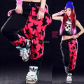 New Arrival Fashion Jazz HipHop Women's Casual Harem Baggy Dance Sweat Pants Trousers Costumes