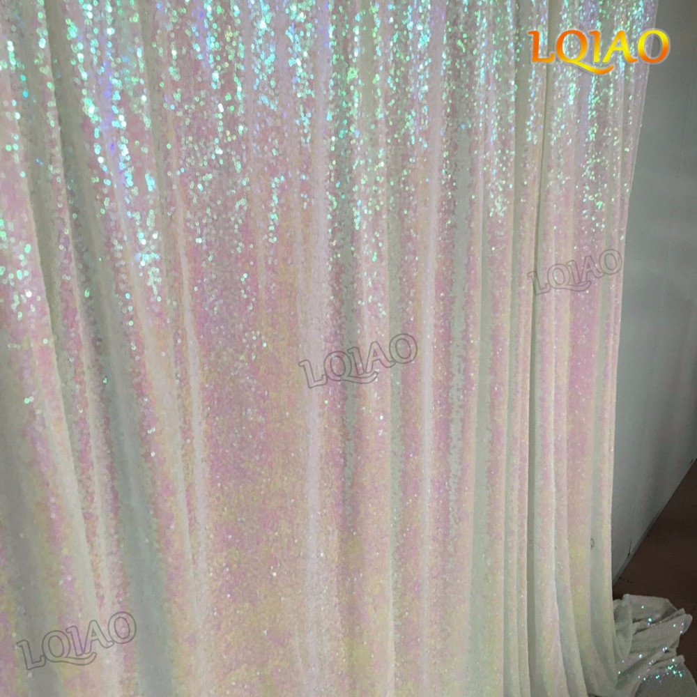 changed white sequin backdrop-005