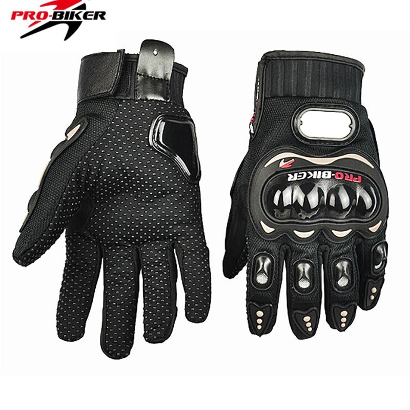 2017 Pro biker Motorcycle Protective Gear Gloves Motocross Full Finger Flexible gloves Racing Gants Luvas Moto glove|moto gloves|gloves racing|luva moto - title=