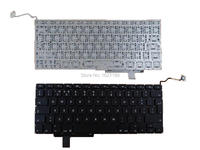 Po Portuguese Keyboard For APPLE MacBook Pro A1297 BLACK Backlit New Laptop Keyboards With Free Shipping