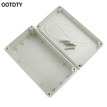 OOTDTY 158x90x60mm Plastic Electronic Project Box Enclosure Cover CASE Waterproof