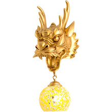 new concept 82987 826ac Buy dragon wall light and get free shipping on AliExpress.com