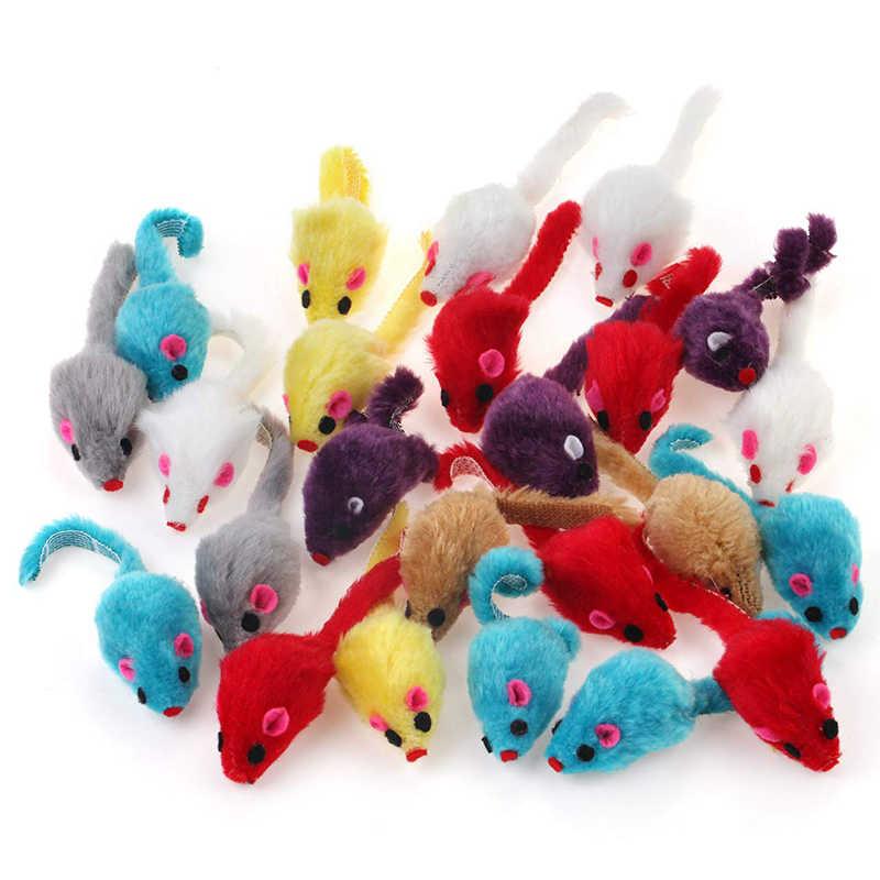Пластиковая игрушка котенок плюшевая мышь для котенка игрушечные мячи с звонок 2g котенок подарок интерактивные игрушки для кошек Pet товар для кота