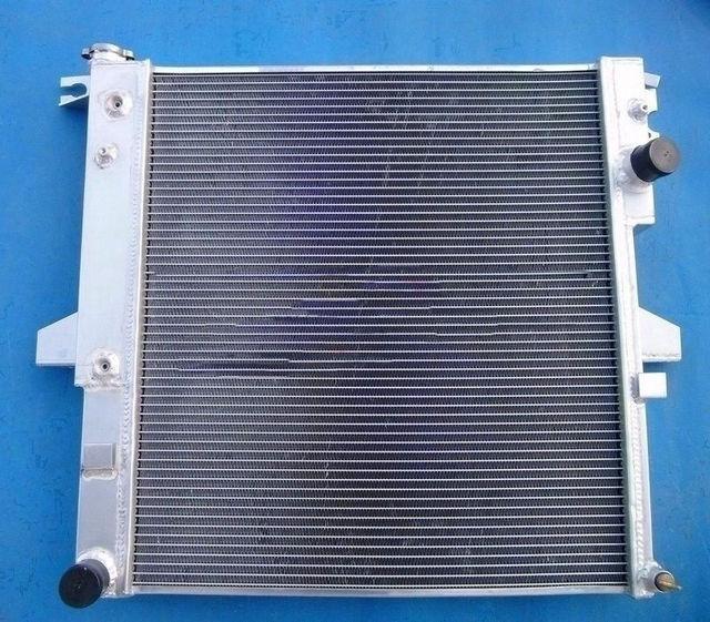 new aluminum radiator 96 99 for ford explorer 97 99 mountianeer v8
