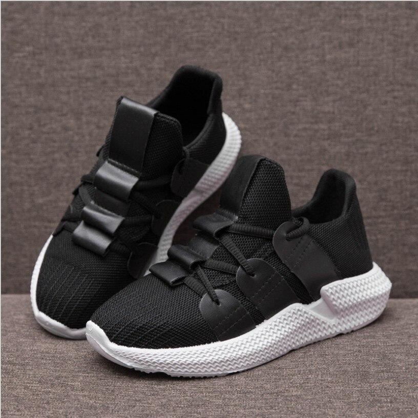 Dames décontracté vieilles chaussures décontractées respirant épais blanc chaussures version coréenne de la ceinture étudiant chaussures de course porter.