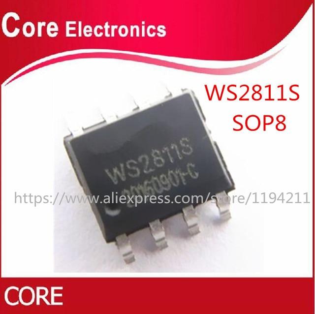 500 teile/los WS2811S WS2811 SOP-8 IC beste qualität.