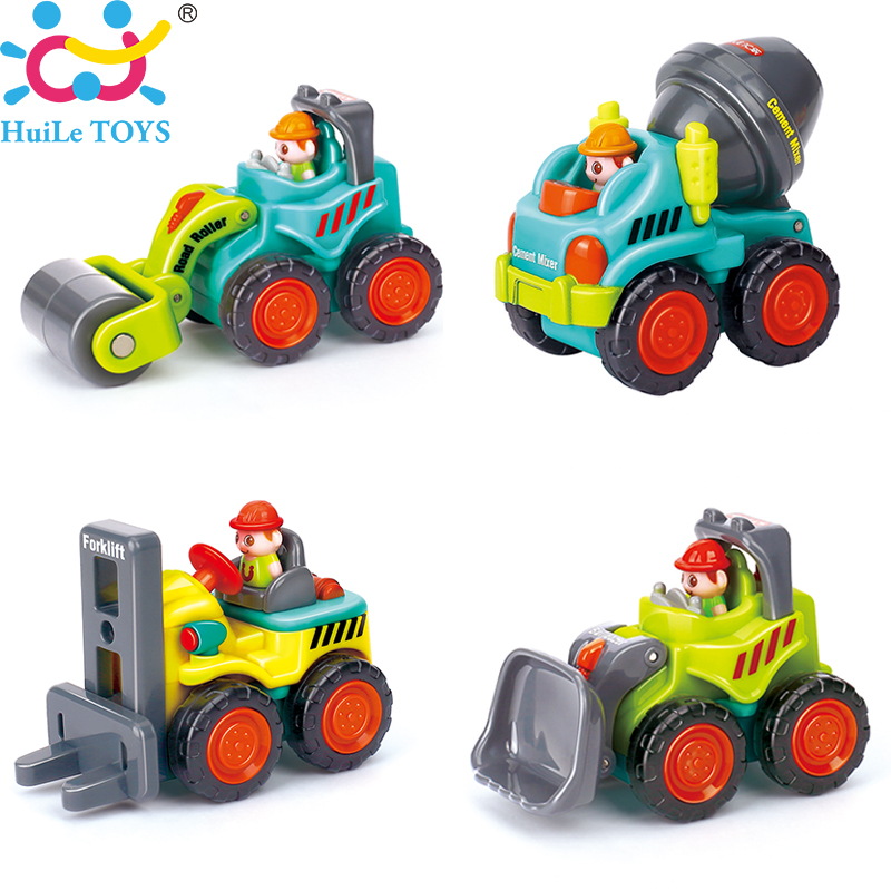 6PCSLot-Baby-Toys-Mini-Construction-Vehicle-Cars-Forklift-Bulldozer-Road-Roller-Excavator-Dump-Truck-Tractor-Toys-for-Boy-4