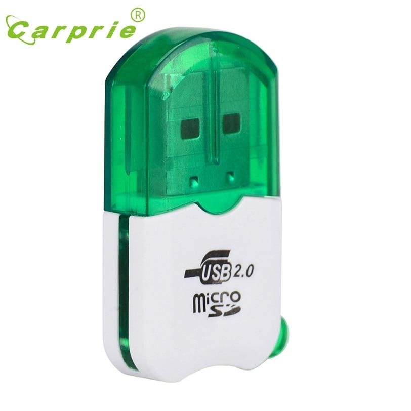 High Speed Mini USB 2.0 Micro SD TF T-Flash Memory Card Reader Adapter Futural Digital JUN28