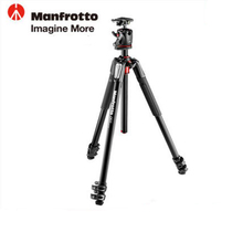 Manfrotto Professional Digital Camera Tripod Stable Photography Bracket Aluminum Brand Tripod With Ball Head For Canon Nikon SLR