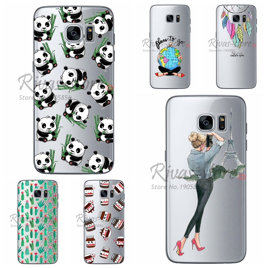 Case For Samsung Galaxy Note 5 Case Silicone Cover For Samsung Galaxy Note5 Cases Luxury For Galaxy Note 5 N920 Back Cover Coque