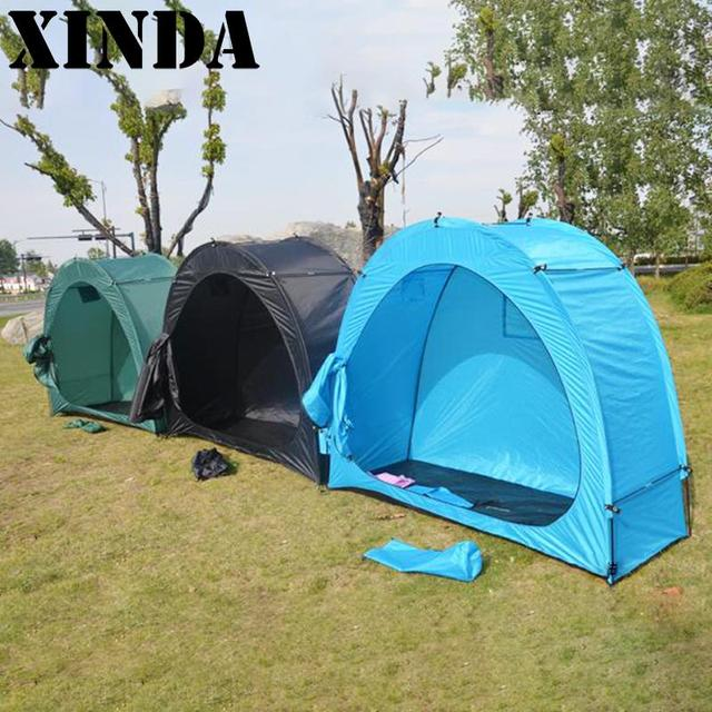 Universal Motorcycle Covers Full Protective Anti UV Weatherproof Breathable Electric Bicycle Hood Outdoor Indoor Tent DH0156 : universal tents - memphite.com