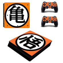NEW 2017 – Dragon Ball Z Decal Stickers For Playstation 4 Slim (16 Types)