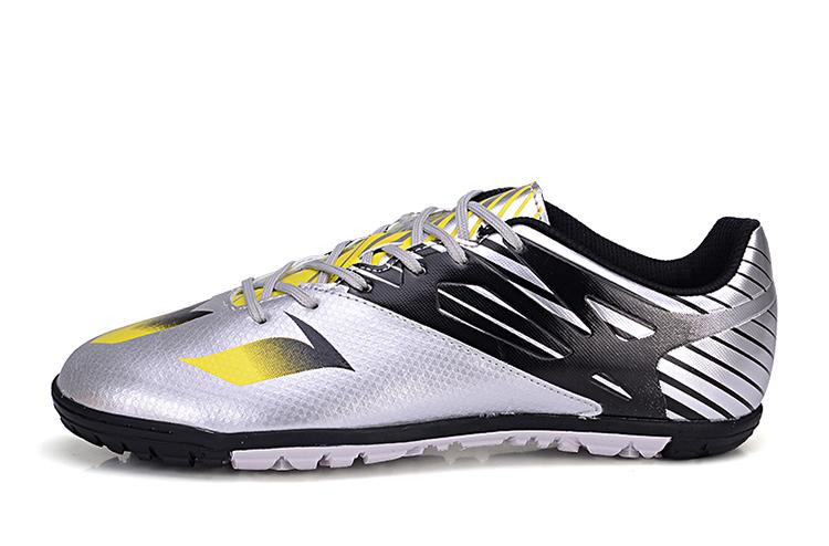d41fc250ad165 Zapatos de fútbol suaves para niños TOURSH Chuteira Futebol botas de fútbol  con suela de goma para hombre calzado deportivo para entrenamiento  atléticoUSD ...
