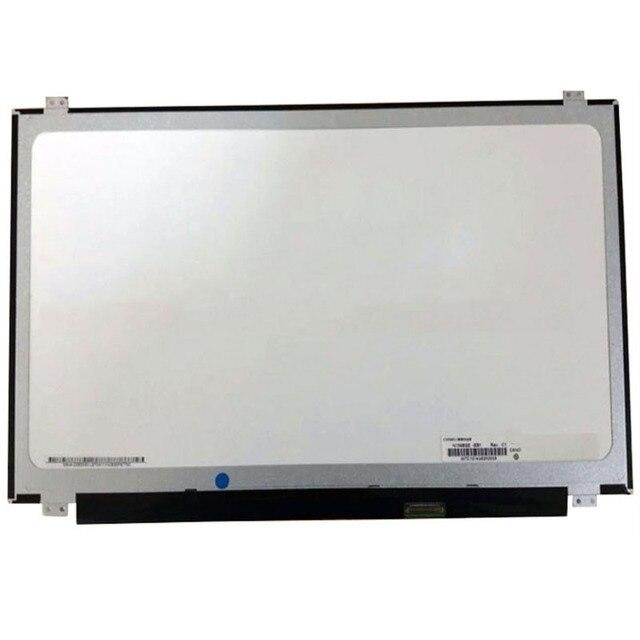Per Acer Aspire E5 573G ES1 512 ES1 520 ES1 521 ES1 522 da 15.6 pollici lcd a matrice lcd del computer portatile di visualizzazione dello schermo eDP 30pin 1366*768