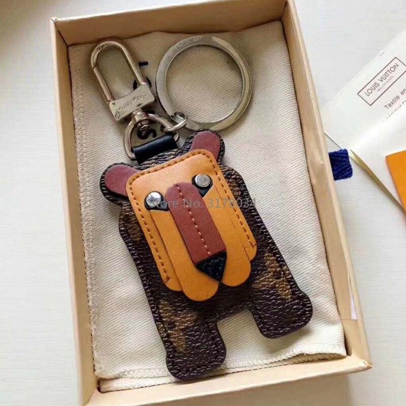 Japon acier lame artisanat cuir bricolage lion forme modélisation porte-clés pendentif pour sac découpe couteau moule main poinçon outil modèle - 2