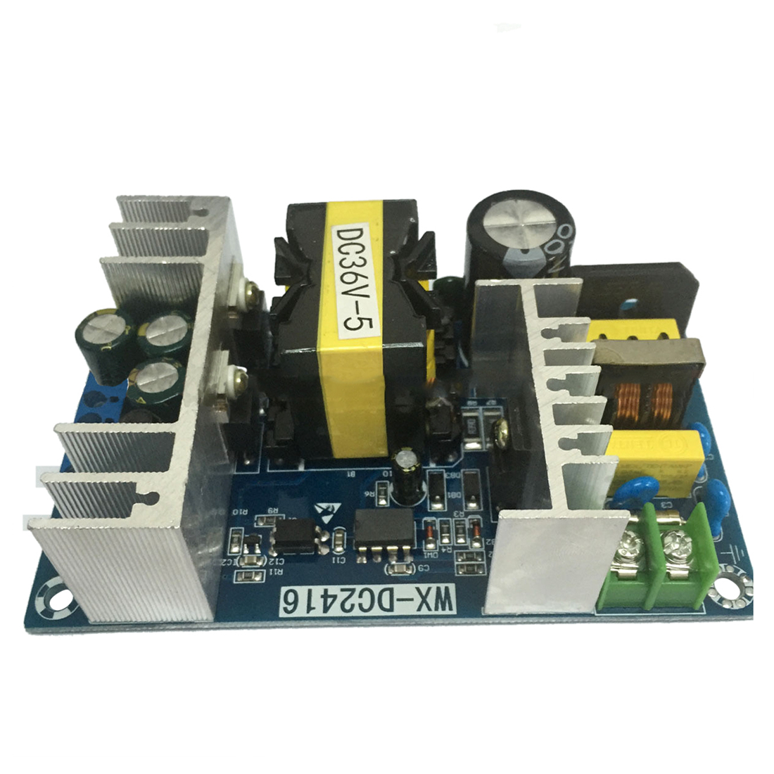 AC-DC Inverter Module 110V 220V 100-265V to 36V 5A Adapter Switching Power Supply 1pcs lot sh b17 50w 220v to 110v 110v to 220v