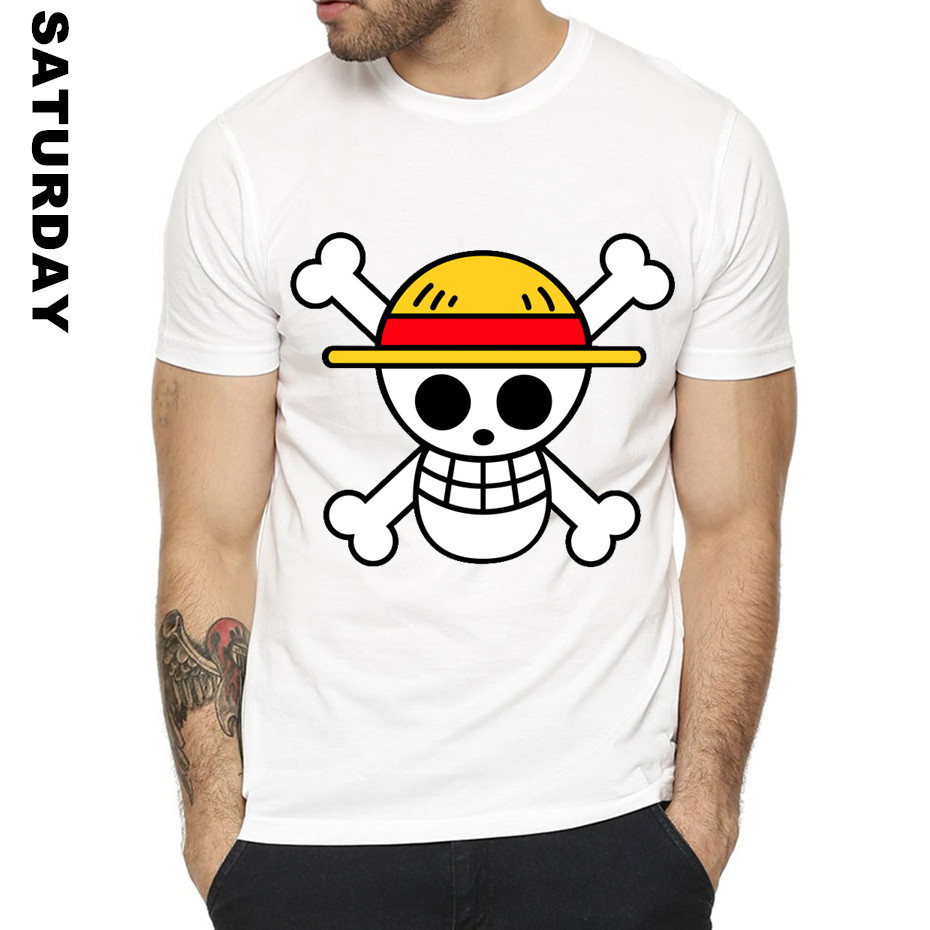 Anime Luffy One Piece Tee Shirt Zoro and Nami T Shirt for Men and Women,Unisex Comfortable Breathable Graphic Manga T-Shirt