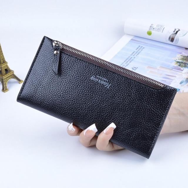 Women Long Wallet Lady...