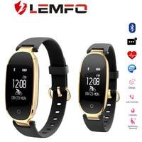 LEMFO Smart Wristbands Smart Bracelet Heart Rate Tracker Pedometer Wristband Fitness Tracker Bracelet S3 Smart Watch