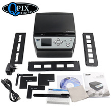 22 Mega Pixels 4 in 1 Photo and Film Scanner 135 Negative Business Card COMBO
