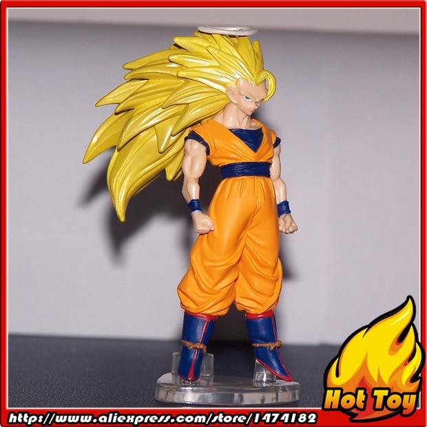 100% Original BANDAI Gashapon PVC Toy Figure HG Part 7 - Son Goku Super Saiyan 3 from Japan Anime Dragon Ball Z 100% original bandai gashapon pvc toy figure hg part 7 son goku super saiyan 3 from japan anime dragon ball z