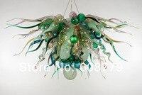 Frete grátis nice design murano vidro montagem embutida luz de teto|murano ceiling light|murano light|murano glass lighting -