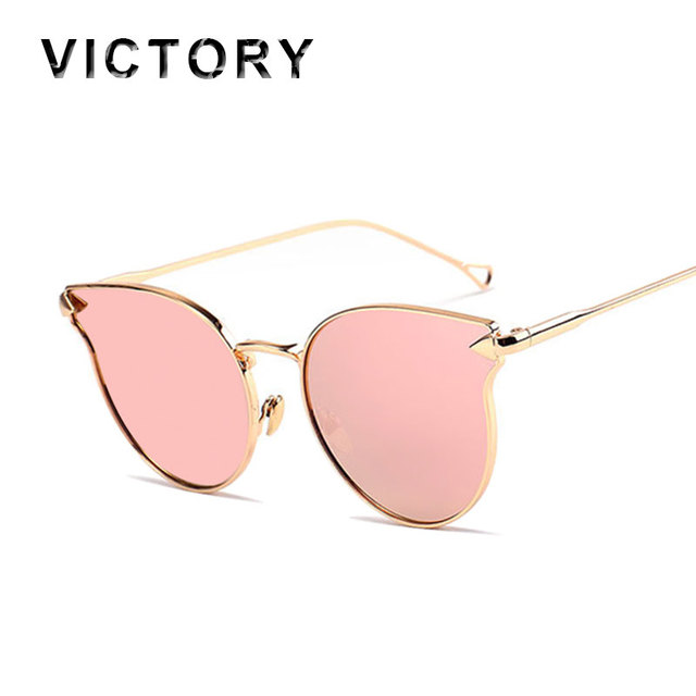 2016 Italy Famous Hipster Brand Designer Women Sunglasses New Cat Eye Arrow Shapes Mirror Cateye Men Sun glasses 3