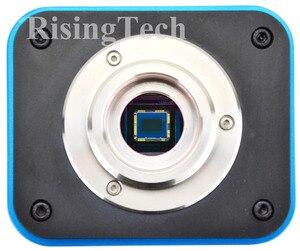 Image 4 - Профессиональный HD 1080p 60fps SONY imx237 датчик Тринокулярный C крепление цифровой видео HDMI USB микроскоп камера