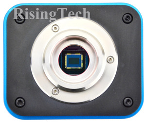Image 4 - Professionelle HD 1080p 60fps SONY imx236 sensor trinokular C mount digital video HDMI USB mikroskop kamera