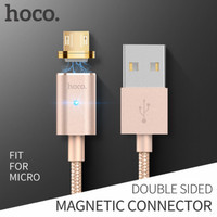 HOCO Magnetic Cable OTG Micro USB Charging Cable USB Data Transfer Sync Mobile Phone Charger For