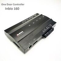 ZK Inbio160 Tcp/Ip система контроля доступа одна дверь безопасности управление доступом Лер на основе ip одной двери управление доступом панель Inbio